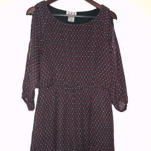 Cute boho style dress
